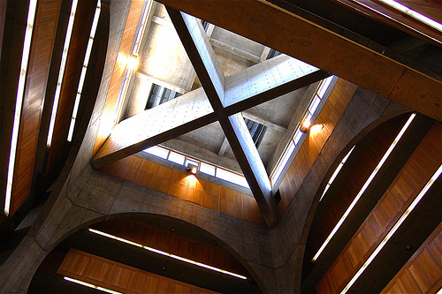 Christopher Spiewak Boulder Quote Of The Day Photo - Louis Kahn Exeter Library