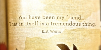 EB White Quote Image
