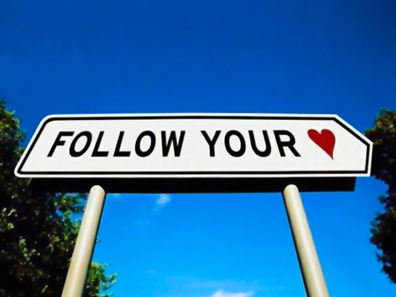 Follow Your Heart – Quote Of The Day [146]